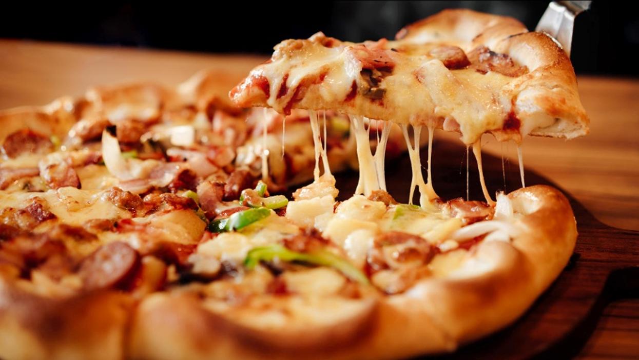 Pizza bestellen im Sportpark Isernhagen